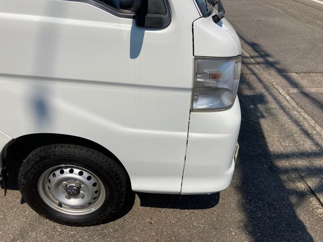 スペシャルエアコン・パワステバージョン 4WD AC AT 修復歴無 軽トラック ワンセグTV ナビ ETC(20枚目)