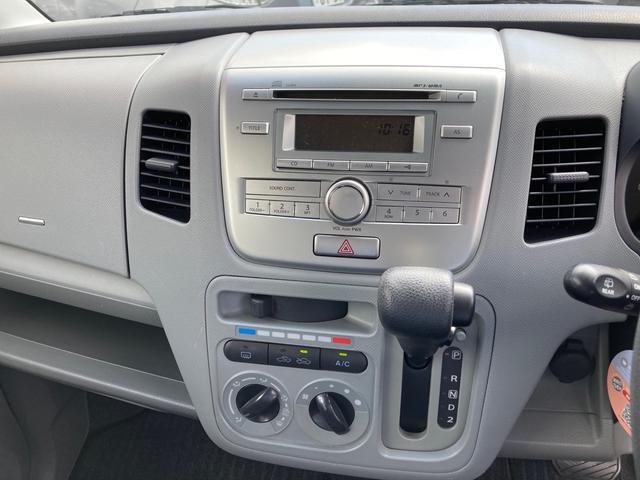 FX CD キーレスエントリー 電動格納ミラー 記録簿 ベンチシート AT 盗難防止システム 衝突安全ボディ ABS エアコン パワーステアリング(10枚目)