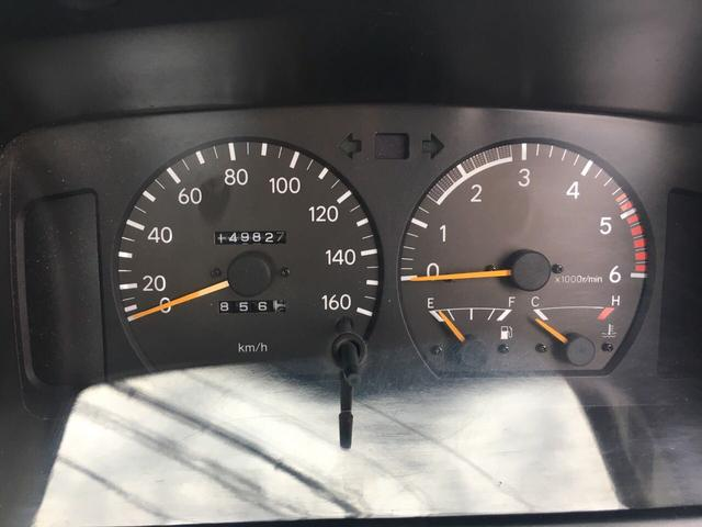 トヨタ ダイナトラック 1.5t ロングシングルジャストロー 4WD