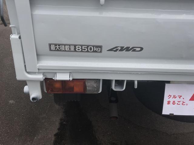 積載850kg 4WD(7枚目)