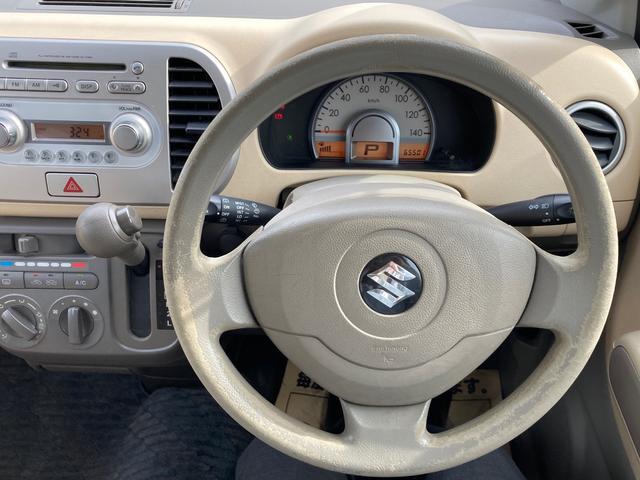 G キーレス 純正CDオーディオ 電動格納ミラー ベンチシート ヘッドライトレベライザー フォグランプ Wエアバッグ インパネAT(19枚目)
