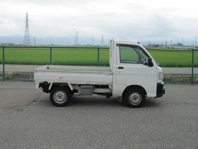 ダイハツ ハイゼットトラック スペシャル 農用パック 4WD エアコン パワステ