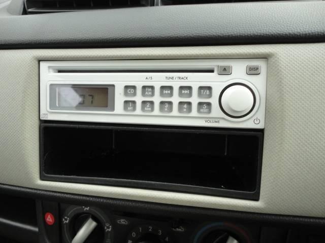 F 禁煙車 CVTオートマ CD ABS(6枚目)