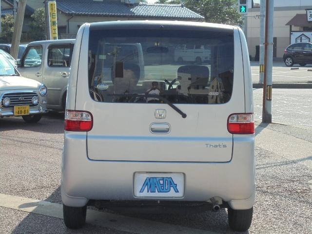 ベースグレード 4WD キーレス CD シルバー 銀色(5枚目)