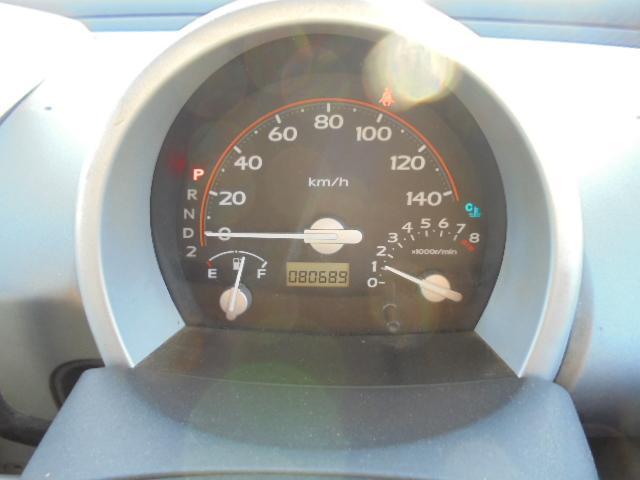 ベースグレード 4WD キーレス CD シルバー 銀色(6枚目)