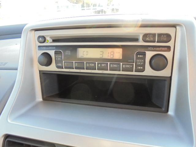 ベースグレード 4WD キーレス CD シルバー 銀色(8枚目)
