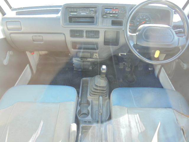 スバル サンバートラック 営農 4WD エアコン タイミングベルト交換済み