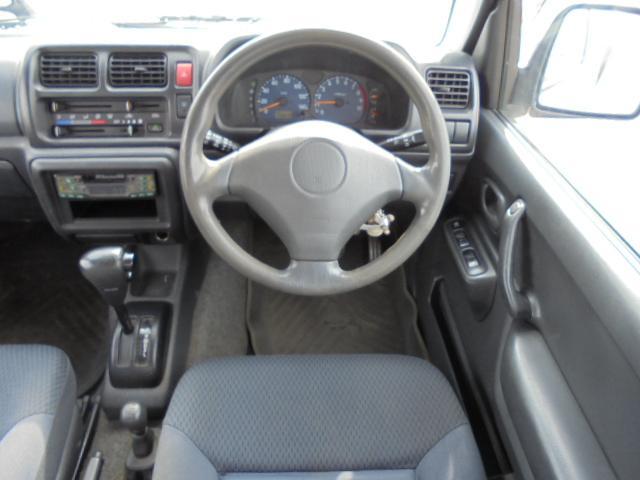 スズキ ジムニー XG 4WD ターボ タイミングチェーン キーレス