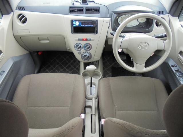ダイハツ ミラ Lセレクション 4WD キーレス CD 電格ミラー