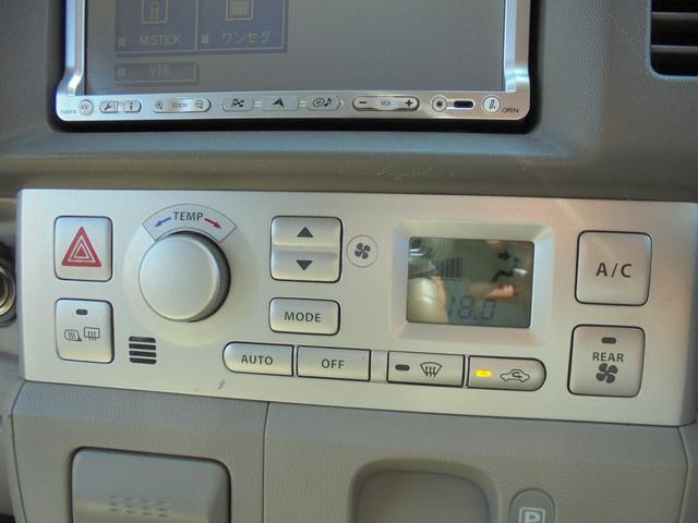 PZターボ 4WD 禁煙車 左パワースライドドア ナビTV(18枚目)