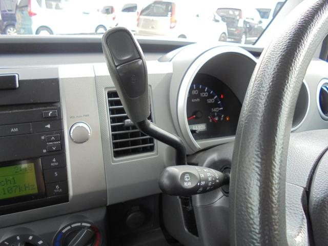 FX 4WD 禁煙車 キーレス タイミングチェーン 黒(7枚目)