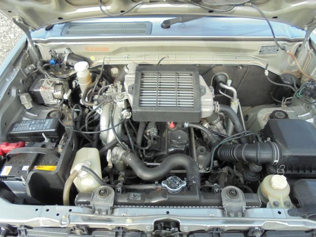 三菱 パジェロミニ アクティブフィールドエディション 4WD ターボ 禁煙車