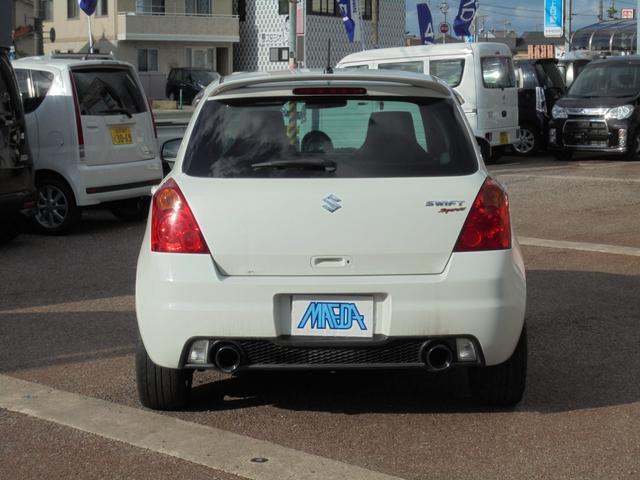 「スズキ」「スイフト」「コンパクトカー」「石川県」の中古車5