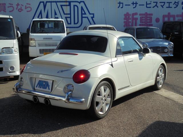 「ダイハツ」「コペン」「オープンカー」「石川県」の中古車4