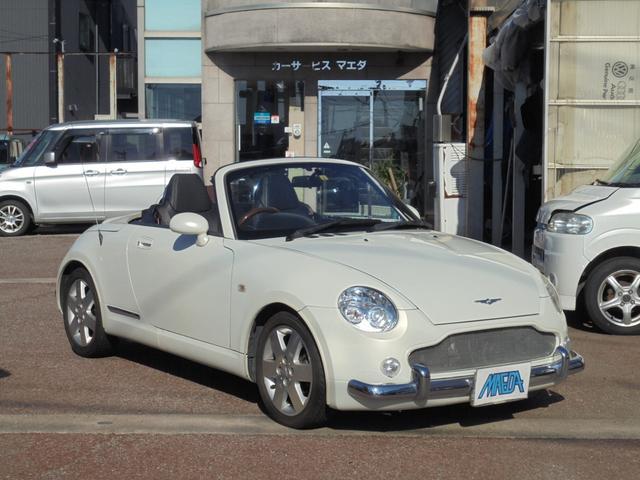 「ダイハツ」「コペン」「オープンカー」「石川県」の中古車8