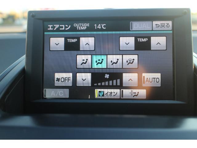 トヨタ SAI 純正HDDナビ Bカメラ HIDヘッドライト