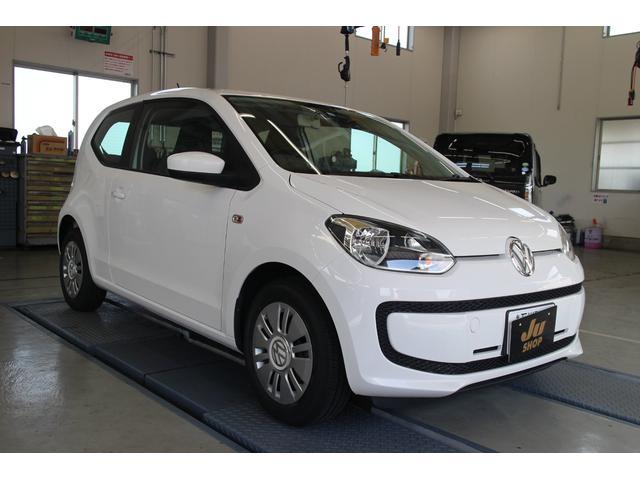 「フォルクスワーゲン」「VW アップ!」「コンパクトカー」「石川県」の中古車3