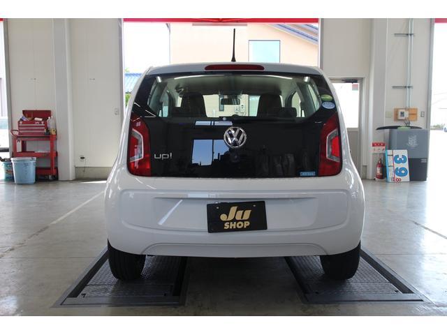 「フォルクスワーゲン」「VW アップ!」「コンパクトカー」「石川県」の中古車6