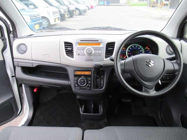 FX シートヒータ アイスト AAC キーレス CD 盗難防止システム 衝突安全ボディ ABS デュアルエアバック パワステ ベンチシート(10枚目)