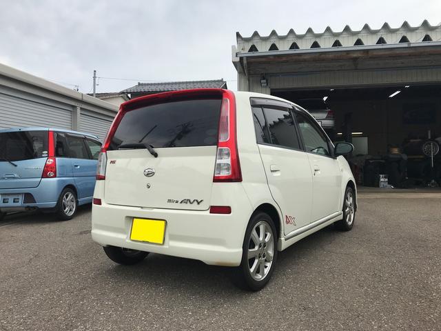 「ダイハツ」「ミラアヴィ」「軽自動車」「石川県」の中古車5