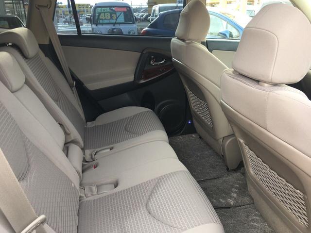 トヨタ ヴァンガード 240S 4WD サンルーフ HDDナビ地デジTV