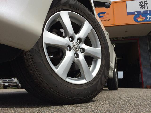 トヨタ ヴァンガード 240S Gパッケージ 4WD ローダウン エアロ SDナビ