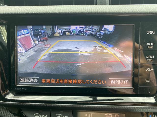 S 純正SDナビ スマートキー シートヒーター スペアタイヤ付 バックカメラ ワンオーナー ETC(6枚目)
