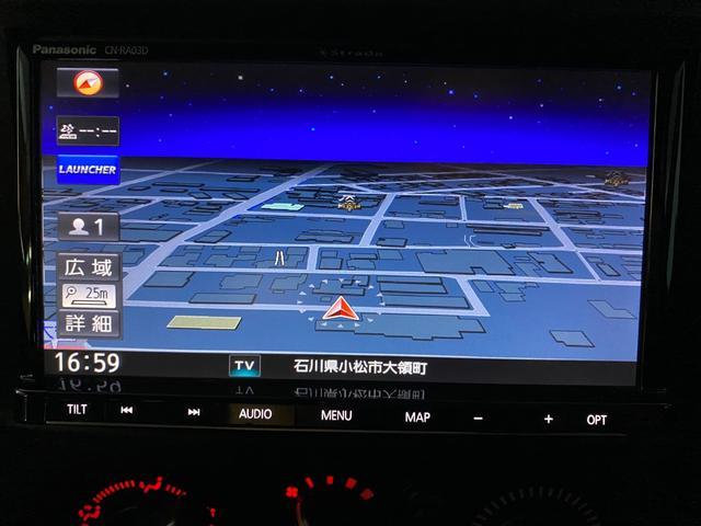クロスアドベンチャーXC 4WD 社外SDナビ フルセグTV ETC シートヒーター(3枚目)