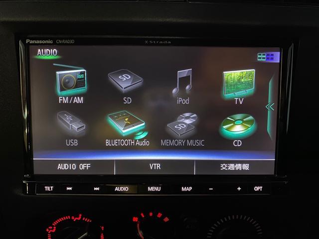 クロスアドベンチャーXC 4WD 社外SDナビ フルセグTV ETC シートヒーター(5枚目)