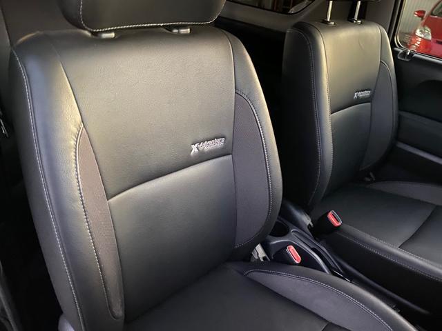 クロスアドベンチャーXC 4WD 社外SDナビ フルセグTV ETC シートヒーター(22枚目)