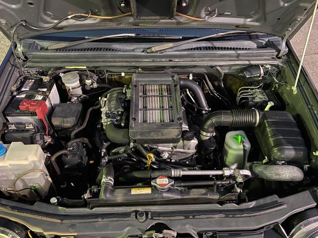 クロスアドベンチャーXC 4WD 社外SDナビ フルセグTV ETC シートヒーター(33枚目)