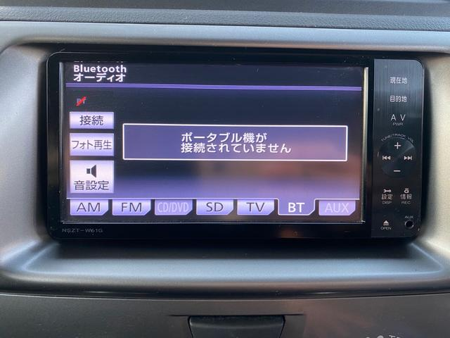 Z エアロパッケージ 純正SDナビ フルセグTV Bluetoothオーディオ CD録音可能 社内イルミ ETC(5枚目)
