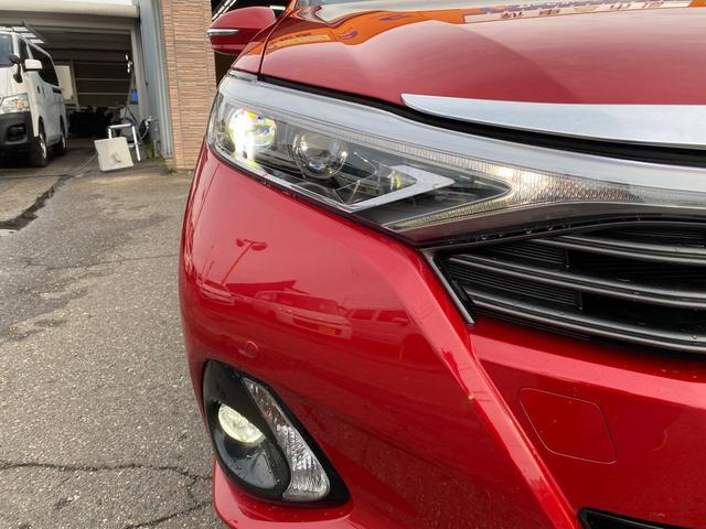 G 社外18インチアルミ ワンオーナー シートヒーター 前後カメラ スマートキー LEDヘッドライト SDナビ フルセグTV DVD コーナーセンサー ドラレコ付(8枚目)