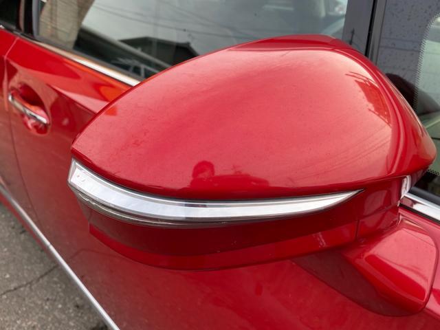 G 社外18インチアルミ ワンオーナー シートヒーター 前後カメラ スマートキー LEDヘッドライト SDナビ フルセグTV DVD コーナーセンサー ドラレコ付(19枚目)