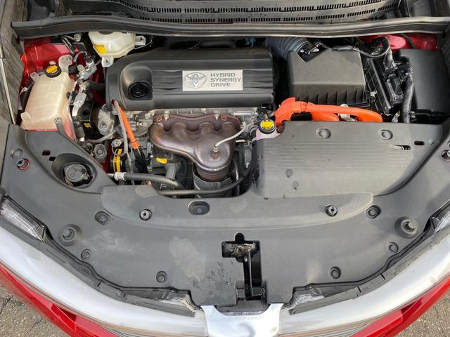 G 社外18インチアルミ ワンオーナー シートヒーター 前後カメラ スマートキー LEDヘッドライト SDナビ フルセグTV DVD コーナーセンサー ドラレコ付(38枚目)
