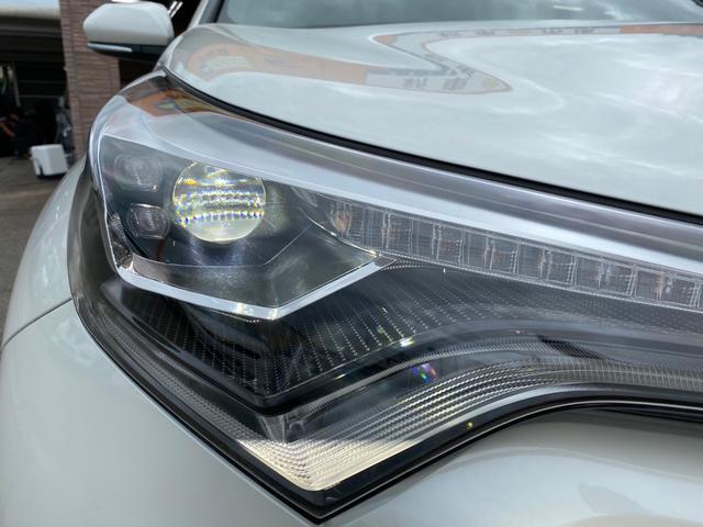 G LEDエディション TRDエアロ 純正9インチナビ 純正ドラレコ フロント・バックカメラ LEDライト スマートキー ETC 衝突軽減ブレーキ シートヒーター(9枚目)