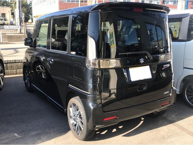 「スズキ」「スペーシアカスタム」「コンパクトカー」「石川県」の中古車6