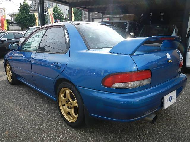 WRX RA STiバージョンIV V LTD555台限定車(6枚目)