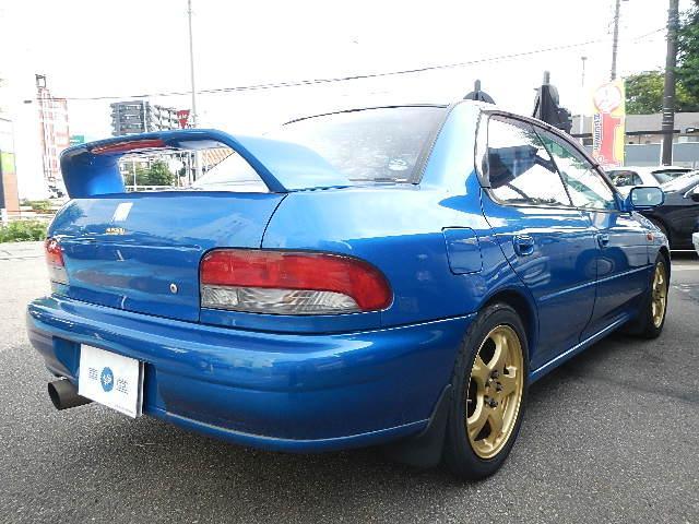 WRX RA STiバージョンIV V LTD555台限定車(7枚目)