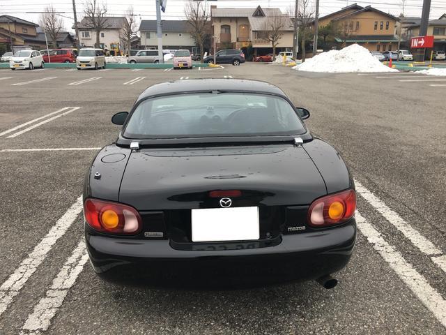 マツダ ロードスター RS ローダウン レカロシート ハードトップ