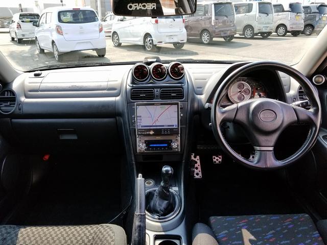 RS200HDDナビdefi3連メーターレカロTEIN車高調(11枚目)