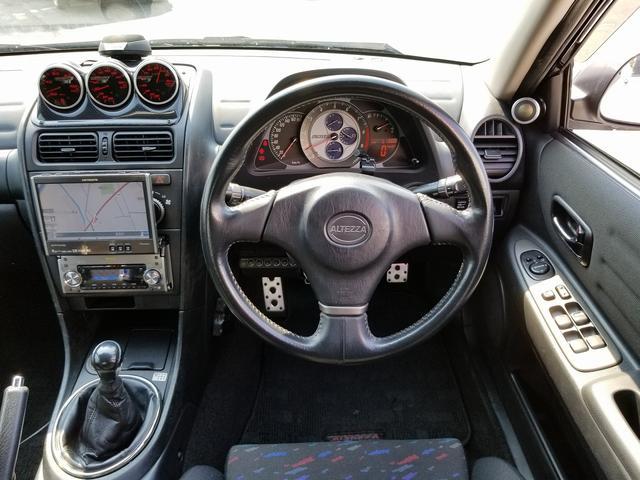 RS200HDDナビdefi3連メーターレカロTEIN車高調(12枚目)