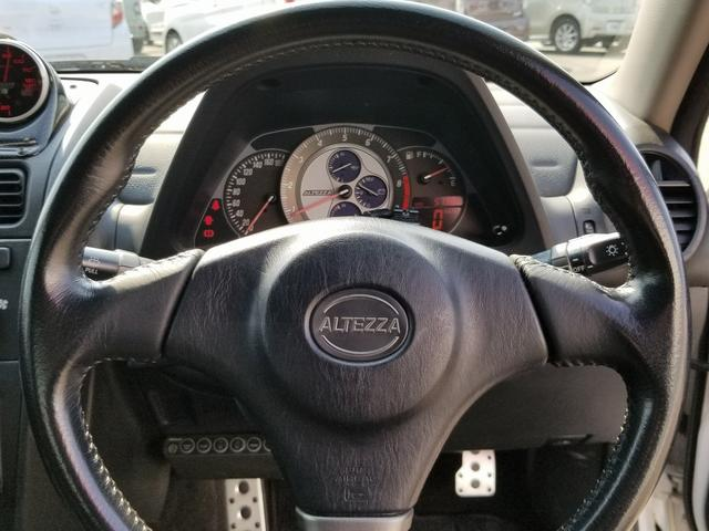RS200HDDナビdefi3連メーターレカロTEIN車高調(17枚目)