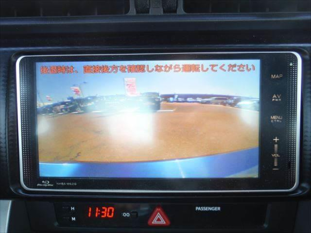 GT純正HDDナビフルセグBカメラHIDライトTRDエアロ(17枚目)