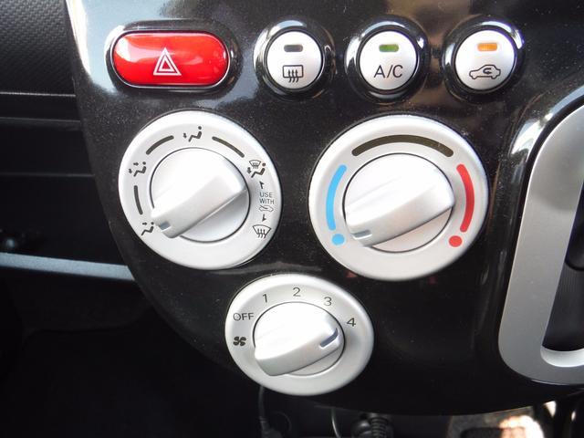 日産 オッティ ライダー4WDワンセグSDナビ黒革調シートカバーHID