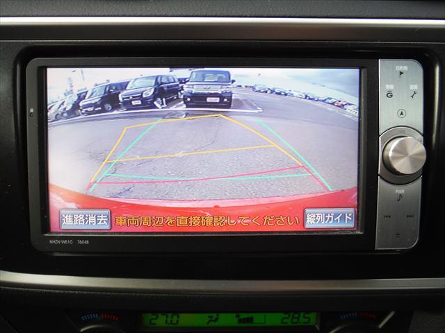 トヨタ オーリス 150X純正HDDフルセグナビバックモニタースマートキー