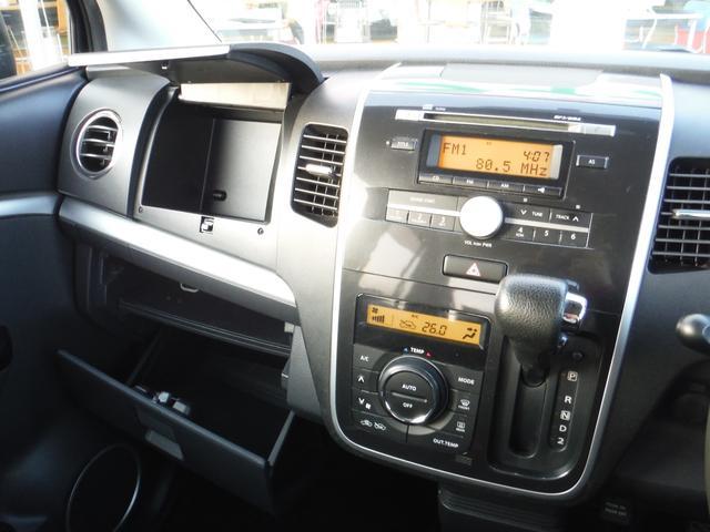 スズキ ワゴンRスティングレー X純正CDオーディオHIDスマートキープッシュスタート
