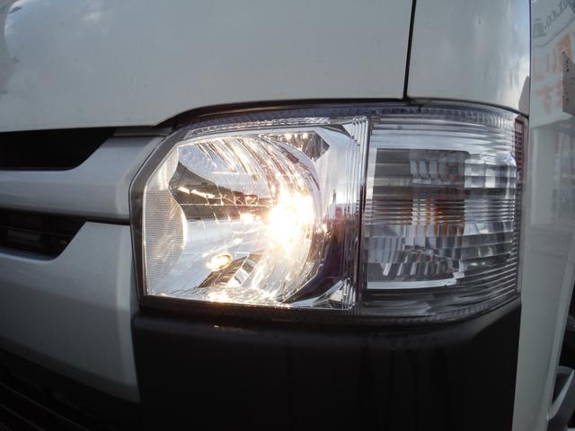 トヨタ レジアスエースバン ロングDX4WDディーゼルターボ