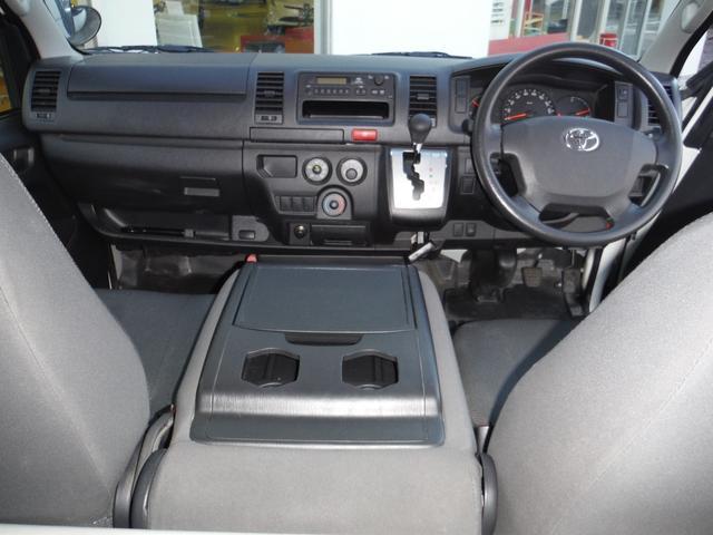 トヨタ レジアスエースバン ロングDX4WD5ドアディーゼルターボキーレスETC