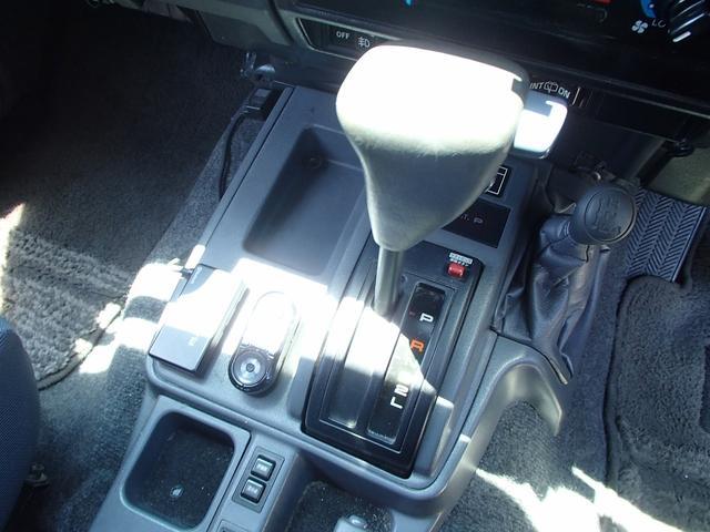 ZX 4WDビッグカントリー車高調ムーンルーフ集中ドアロック(17枚目)